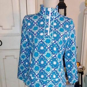 Talbots Half Zip Jacket